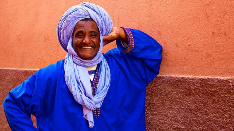 marocco gente berberi