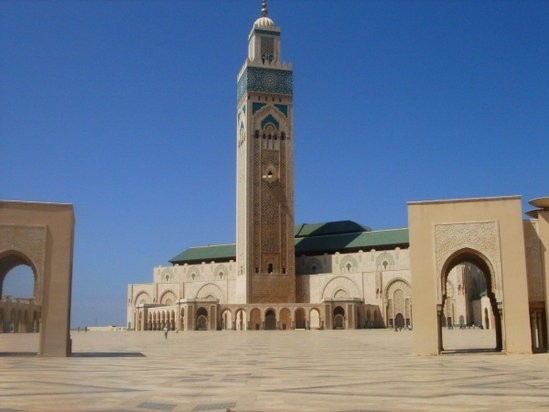 Casablanca, Moschea di Hassan II