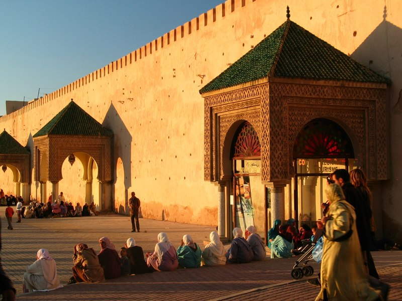 Mura di Meknes